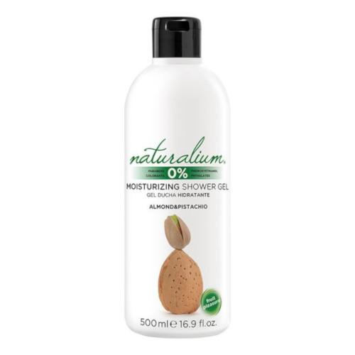 Naturalium Hydratační sprchový gel Mandle a pistácie (Moisturizing Shower Gel) 500 ml