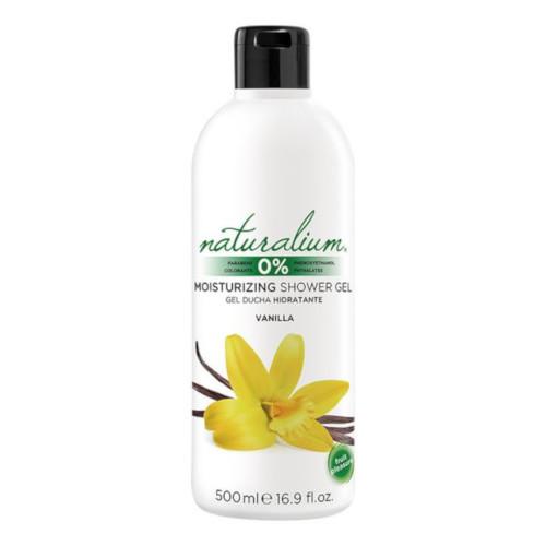 Naturalium Hydratační sprchový gel Vanilka (Moisturizing Shower Gel) 500 ml