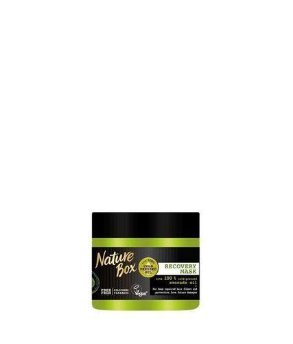Nature Box Intenzivně regenerační maska na vlasy Avocado Oil (Recovery Mask) 200 ml