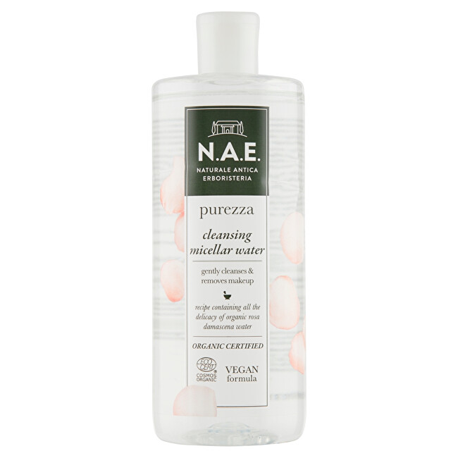 N.A.E. Micelárna voda Pure zza ( Clean sing Micellar Water) 500 ml