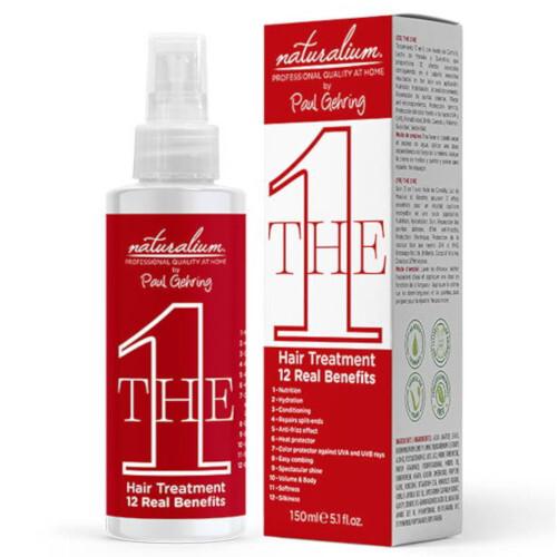Naturalium Multifunkční bezoplachové sérum na vlasy THE ONE (Hair Treatment 12 Real Benefits) 150 ml