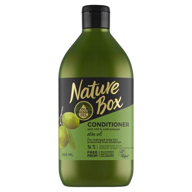 Nature Box Přírodní balzám na vlasy Olive Oil (Conditioner) 385 ml