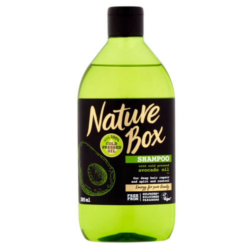 Nature Box šampon Avocado Oil 385 ml
