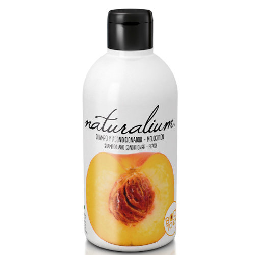 Naturalium Šampon a kondicionér Broskev 400 ml