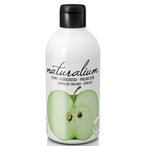 Naturalium Šampon a kondicionér Zelené jablko 400 ml