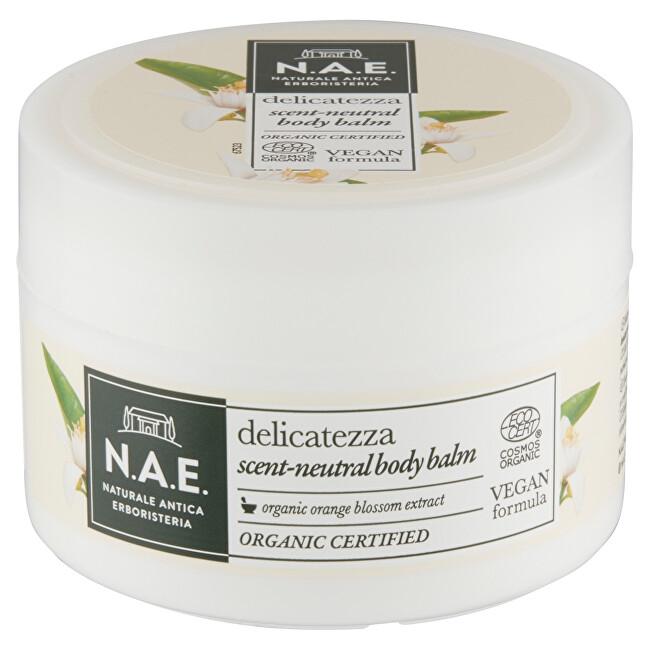 N.A.E. Tělový balzám s neutrální vůní Delicatezza (Scent-Neutral Body Balm) 200 ml