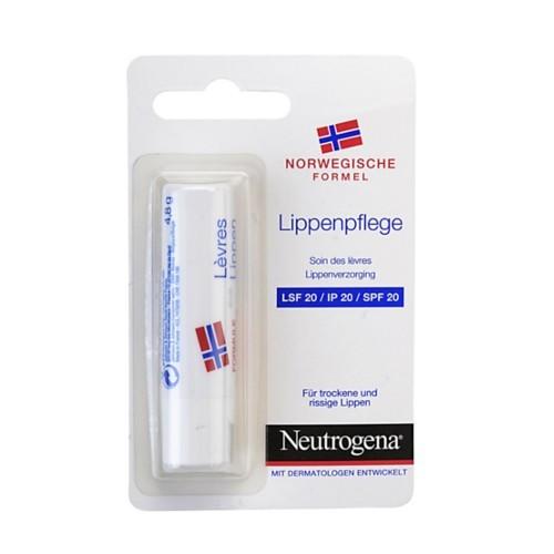 Neutrogena Tyčinka na rty s blistrem SPF20 4,8 g