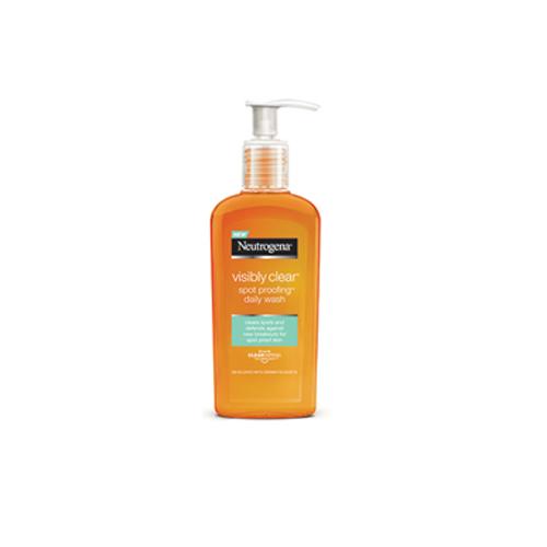 Neutrogena Čisticí gel Visibly Clear Spot Proofing (Daily Wash) 200 ml