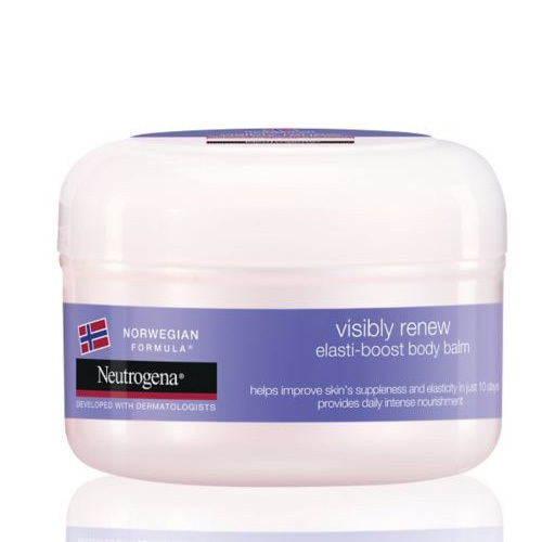 Neutrogena Denní tělový balzám Visibly Renew (Elasti-Boost Body Balm) 200 ml