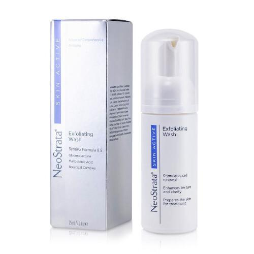 NeoStrata Exfoliační čisticí pěna Skin Active (Exfoliating Wash) 125 ml