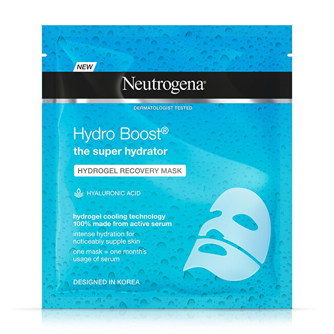 Neutrogena Intenzivní hydrogelová maska Hydro Boost (Hydrogel Recovery Mask) 1 ks