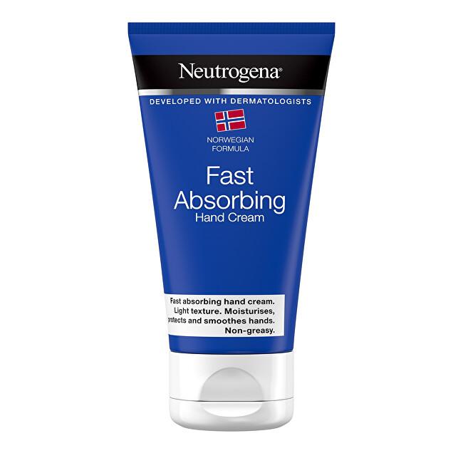 Neutrogena Rychle se vstřebávající krém na ruce (Fast Absorbing Hand Cream) 75 ml