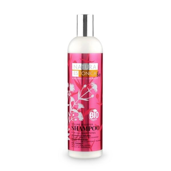 Natura Siberica šampon pro podporu objemu 400 ml