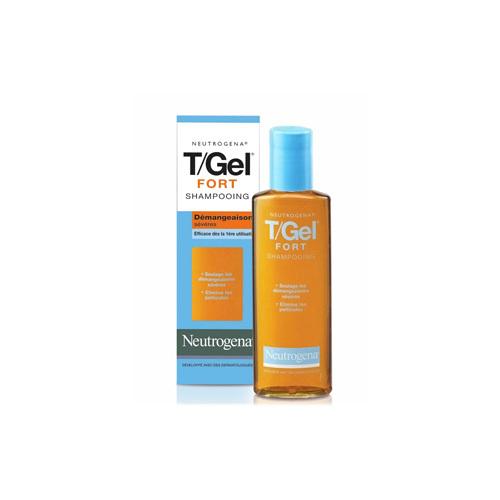 Neutrogena Šampon proti lupům T/Gel Forte (Shampooing) 125 ml