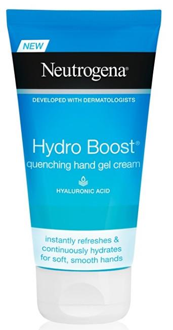Neutrogena Ultrahydratační krém na ruce Hydro Boost (Quenching Hand Gel Cream) 75 ml