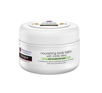 Neutrogena Výživný tělový balzám Nordic Berry (Nourishing Body Balm) 200 ml