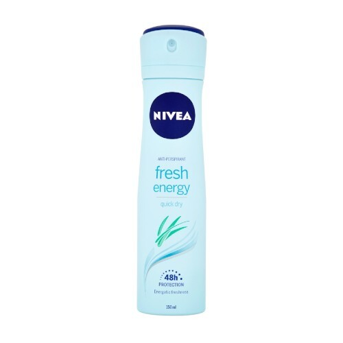 Nivea Antiperspirant ve spreji Fresh Energy 150 ml