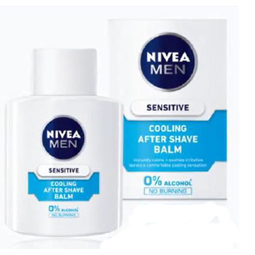 Nivea Balzam po holení Sensitive Cooling 100 ml