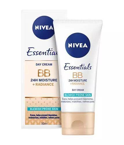 Nivea BB krém pro problematickou pleť 5v1 (BB Cream) 50 ml