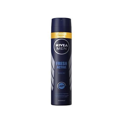 Nivea Antiperspirant spray pentru bărbați Men Fresh Active 200 ml