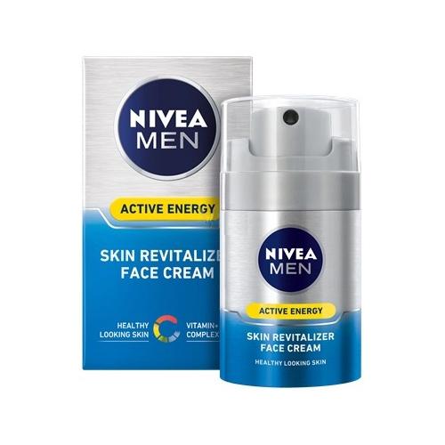 Nivea Energizující pleťový krém pro muže Active Energy Q10 50 ml
