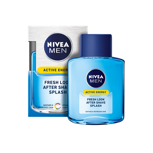 Nivea Energizujúci voda po holení Active Energy (After shave Splash) 100 ml