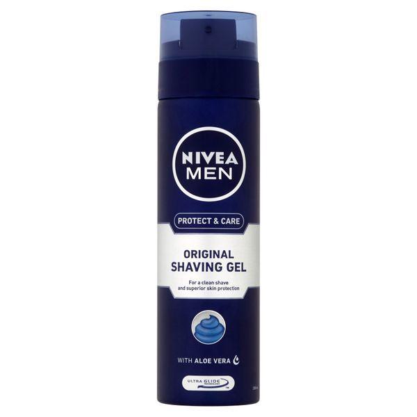 Nivea Gel na holení Original 200 ml