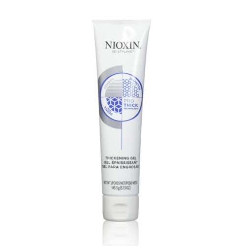 Nioxin Gel na vlasy pro fixaci a objem (Thickening Gel) 140 ml