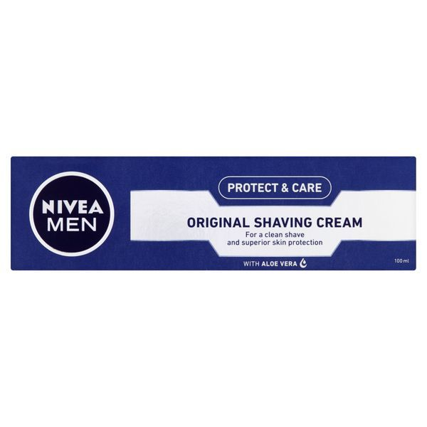 Nivea Krém na holení Original (Mild Shaving Cream) 100 ml