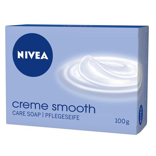 Nivea Krémové pečující mýdlo Creme Smooth 100 g