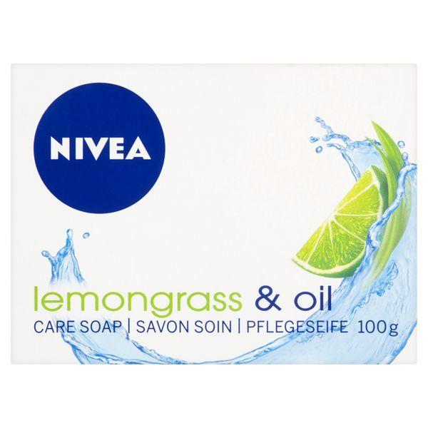 Nivea Krémové tuhé mýdlo Lemon Grass (Creme Soap) 100 g
