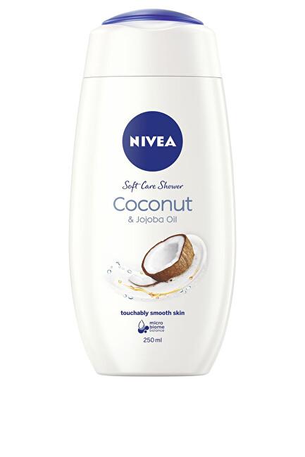 Nivea Krémový sprchový gel Care&Coconut 250 ml