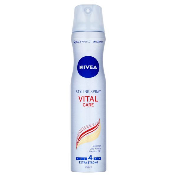 Nivea Lak na vlasy Vital ( Styling Spray) 250 ml