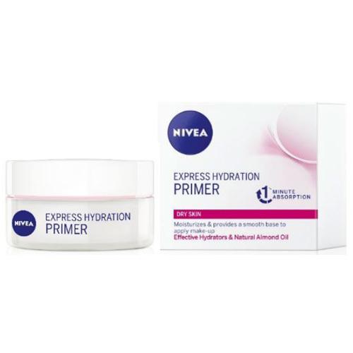 Nivea Make-up Starter pre suchú a citlivú pleť 50 ml