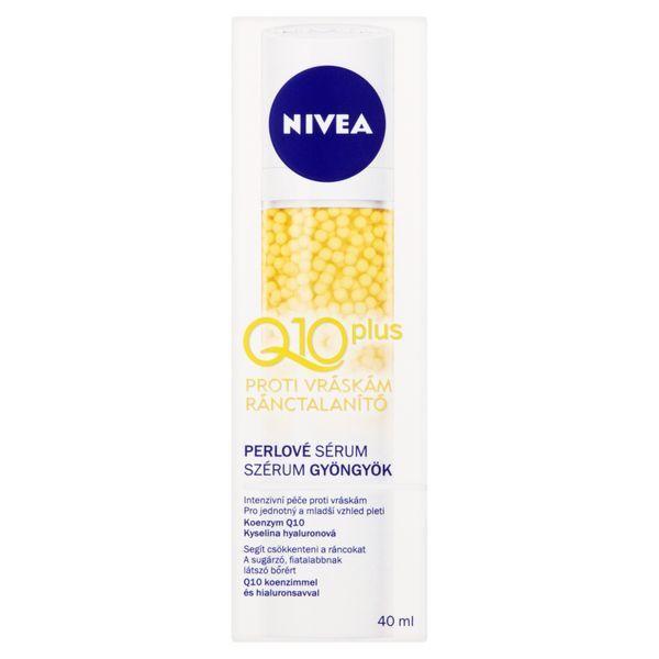 Nivea Perlové sérum proti vráskám Q10 plus 40 ml