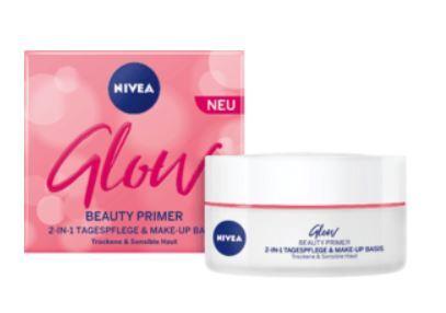 Nivea Make-up Starter S C 50 ml + Nivea Visage odličovač očí 125 ml darčeková sada