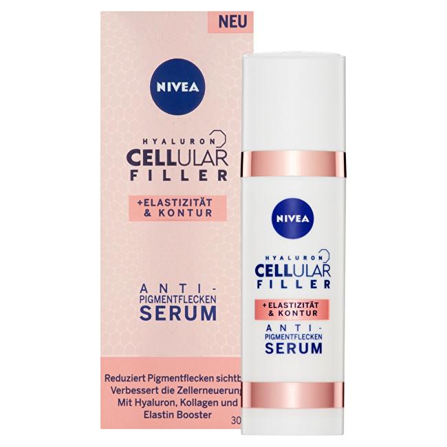 Nivea Remodelačné sérum proti pigmentovým škvrnám Hyaluron Cellular Filler (Elasticity Anti-Spot Serum) 30 ml