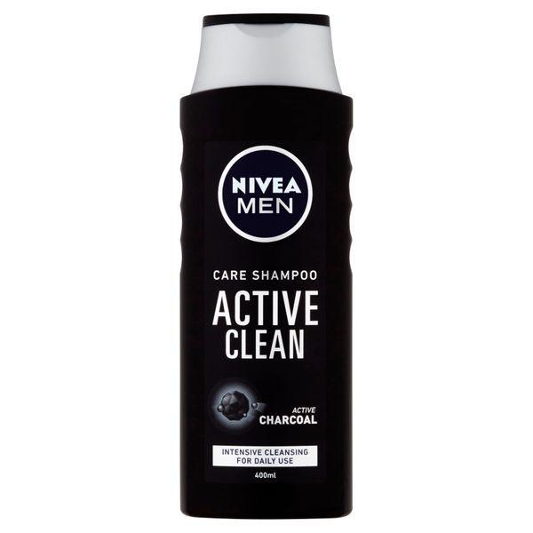Nivea Șampon pentru bărbați Active C 400 ml