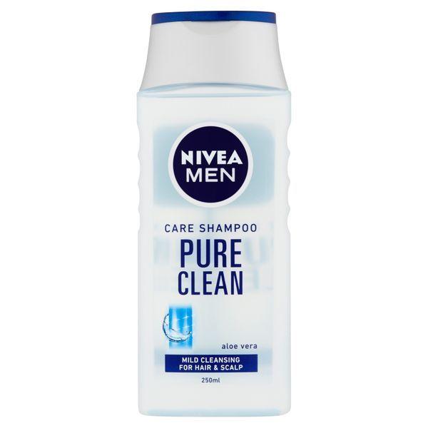 Nivea ( Care Shampoo) pentru ( Care Shampoo) 250ml Pure Clean ( Care Shampoo)