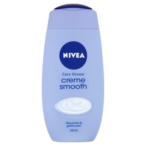Fotografie NIVEA Sprchový gel CREME SMOOTH 250ml č.84029