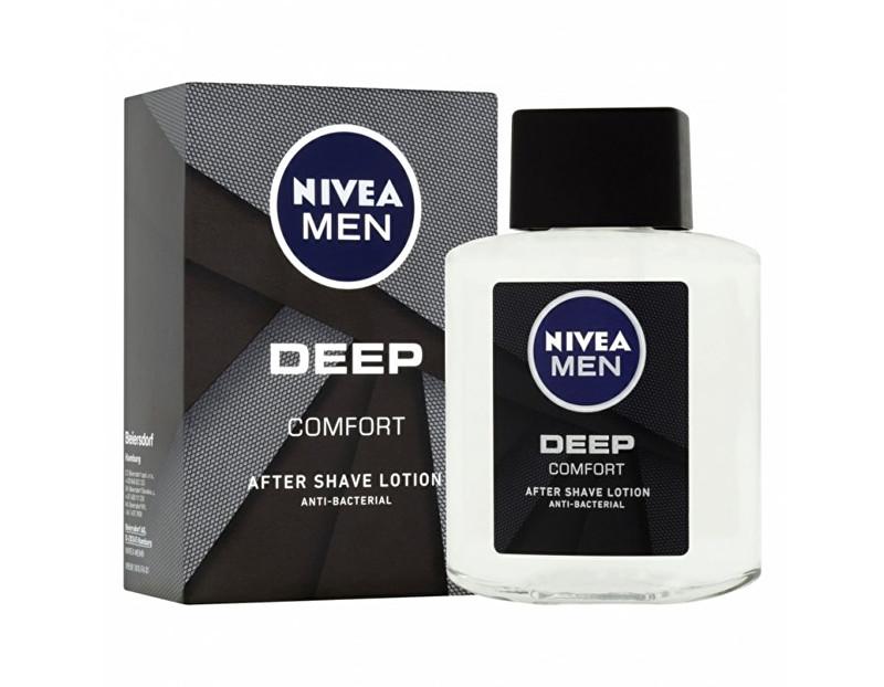 Nivea Apă  de toaletă după ras (Comfort After Shave Lotion) profundă (Comfort After Shave Lotion) 100 ml