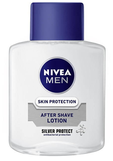 Nivea After shave Silver Protect 100 ml