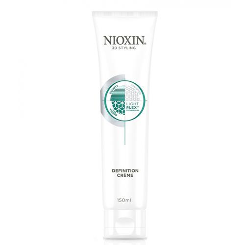 Nioxin Vyhlazující krém s lehkým zpevněním pro středně silné až silné vlasy (Definition Creme) 150 ml