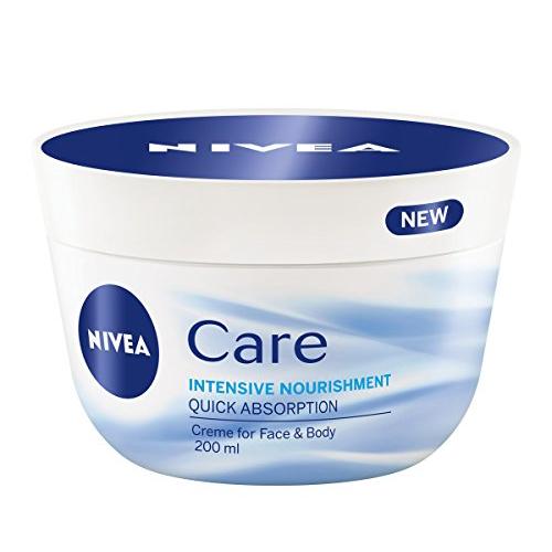 Nivea Výživný krém pre pleť a telo Care (Intensive Nourishment) 200 ml