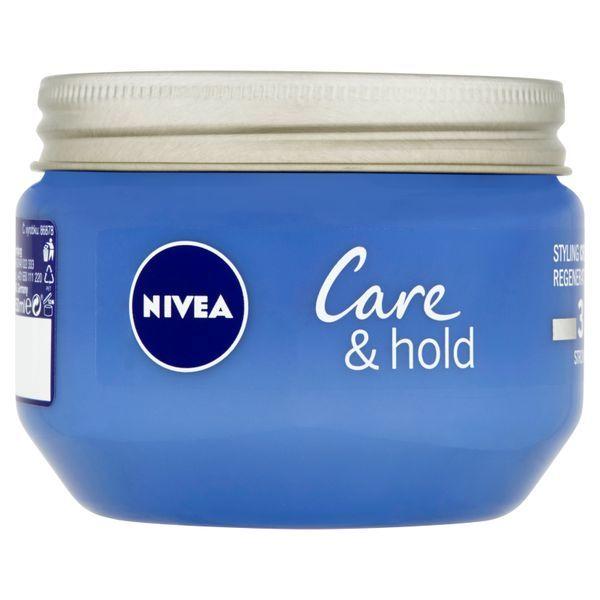 Nivea Výživný stylingový gél na vlasy Care & Hold (Gel Nourishing) 150 ml