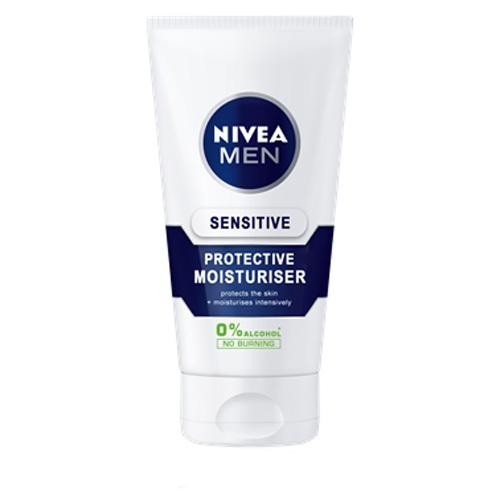 Nivea Cremă calmantă pentru bărbați Sensitive 75 ml