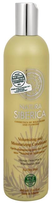 Fotografie Natura Siberica Kondicionér pro suché vlasy - Objem a hydratace (Volumizing and Moisturizing Conditi