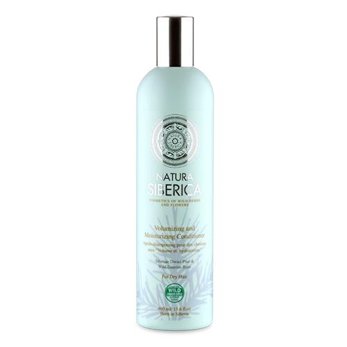 Natura Siberica Kondicionér pro suché vlasy - Objem a hydratace (Volumizing and Moisturizing Conditioner) 400 ml