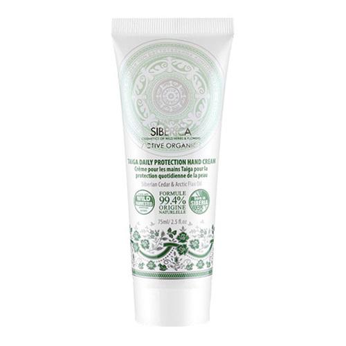 Natura Siberica Lehký krém na ruce pro každodenní použití (Daily Protection Hand Cream) 75 ml