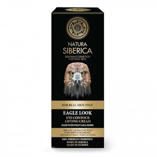 Natura Siberica Liftingový oční krém pro muže Eagle Look (Eye Contour Lifting Cream) 30ml